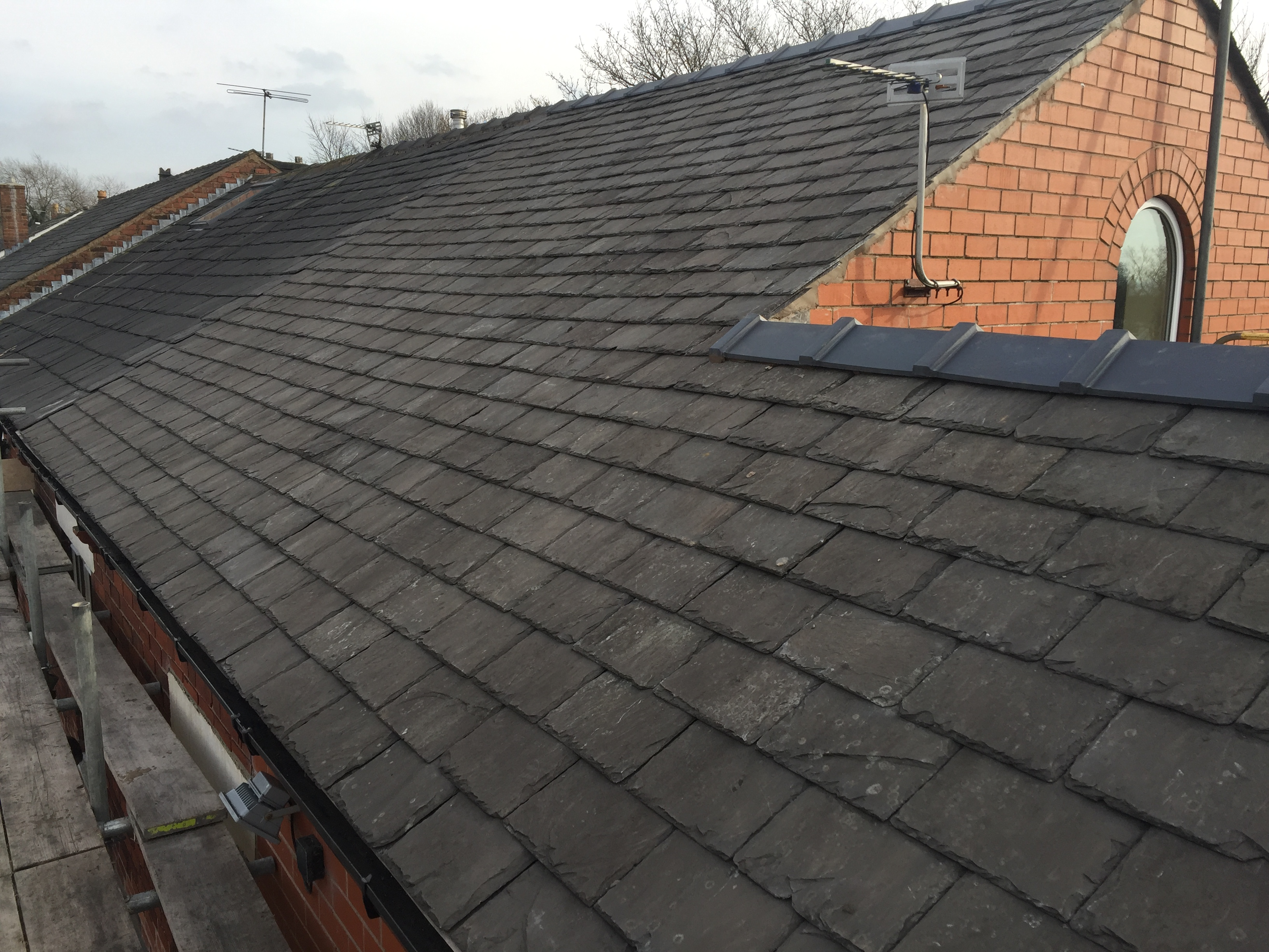 Expert Local Roofer  Specialising in Slating
